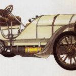 MERCEDES - rok 1903
