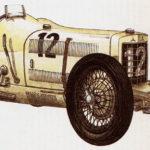MERCEDES - rok 1926