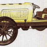 MORS - rok 1903