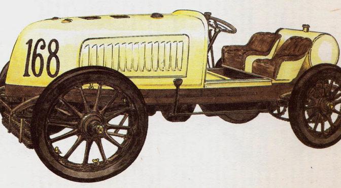MORS – rok 1903