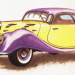 PANHARD-LEVASSOR DYNAMIC - rok 1936