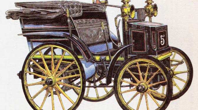 PANHARD-LEVASSOR – rok 1895