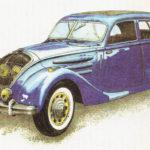 PEUGEOT 302 - rok 1938