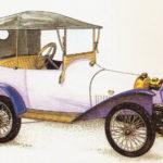 PEUGEOT BEBE - rok 1913