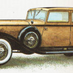 PIERCE-ARROW 41 - rok 1931