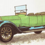 PIERCE-ARROW - rok 1919