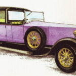 RENAULT 9,1 litra - rok 1922