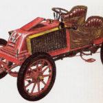 RENAULT - rok 1902