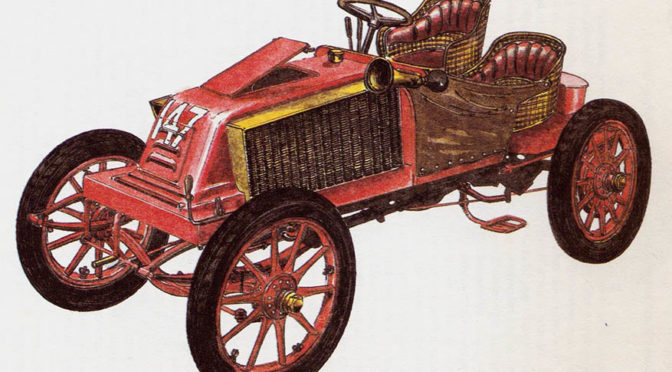 RENAULT – rok 1902