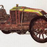 RENAULT - rok 1906