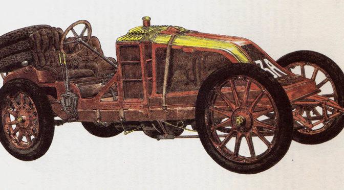 RENAULT – rok 1906
