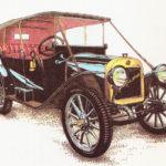 RUSSO-BAŁT - rok 1913