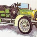 SPYKER - rok 1906