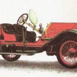 STUTZ BEARCAT - rok 1912