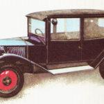 TATRA 11 - rok 1923