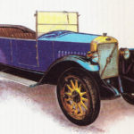 VOLVO ÖV 4 - rok 1927
