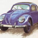 Volkswagen Garbus - rok1940