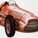 ALFA ROMEO 158 - rok 1947