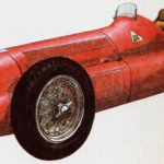 ALFA ROMEO 159 - rok 1951