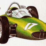 BRM 56-V8 - rok 1962