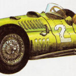 BRM V-16 - rok 1949