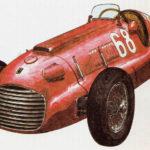 FERRARI 125 - rok 1949