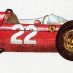 FERRARI 158 - rok 1964