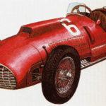 FERRARI 375 - rok 1951