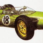 LOTUS MK 25 - rok 1963