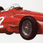 MASERATI 250 F/M - rok 1957