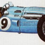 TALBOT 4,5 L - rok 1949