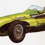 VANWALL - rok 1958